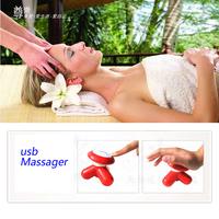 Mother's Day Gift USB mini tripod triangle massager Massager Mini Massager mini massager
