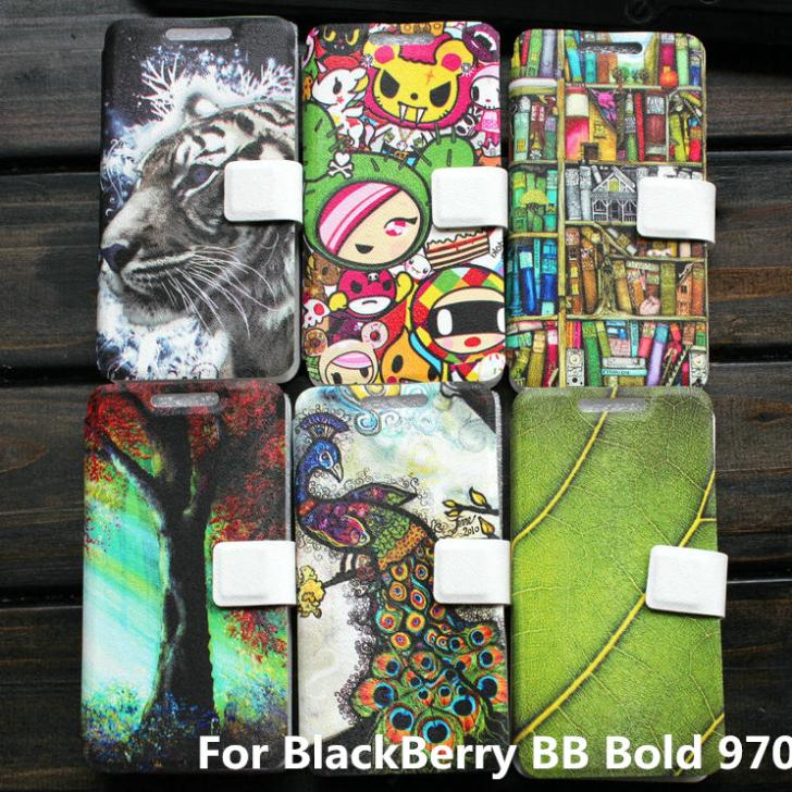 Cover case For BlackBerry BB Bold 9700 case cover gift(China (Mainland))
