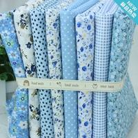 superdeals 8 PCS 48CM*48CM designer textile tilda cotton patchwork fabric for crafts tecidos fat quarters tissue