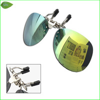 SGC01 Polarized Sunglasses Clip Women & Men Night Vision Goggles For fishing travel