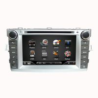 """Free Rear View Camera + Map+8G SD Card Toyota EZ VERSO Car DVD Player GPS Navigation Radio with 7"""" Touch Screen"""