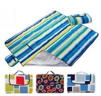 New 2014 outdoor picnic blanket camping sleeping mat double thickening medium size waterproof Moisture-proof mat crawling mat