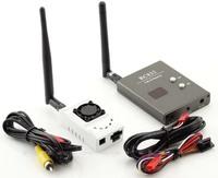 32CH 1500mW AV Video 5.8Ghz Wireless Transmitter & Receiver for RC FPV Telemetry System
