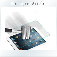 Shock Absorption Protection Screen for ipad Air film With PackageTOP Anti-shock film,Ultimate Film For ipad5