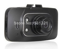 2014 new HD 1080P Car DVR Vehicle Camera Video Recorder Dash G-sensor HDMI GS8000L Recorder DVR Free Shipping