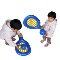 Free Shipping Children Toy Tenis and Tenis Ball Set