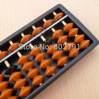 15 Column Abacus Soroban classic Tool In Mathematics Education Beginner