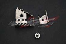 Бесплатная доставка рычаг тормоза расширение увеличить , пригодный для BMW F800GS / F700GS / F650GS-Twin ( без ADV )
