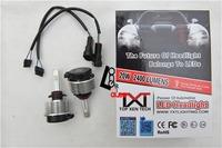 2014 New LED Headlightlam Bulb H7 H11 9005 20w 2400lm 6000k Headlamp Conversion Kit Waterproof Hi/Lo Beam Freeshipping