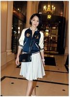 Bag fashionable casual velvet women's cross-body handbag chain small bags plaid bag