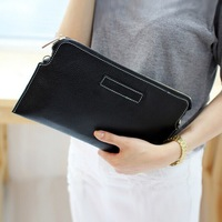 Free shipping! New 2014 Head layer cowhide fashion lady handbag, leather shoulder bag women clutch bag