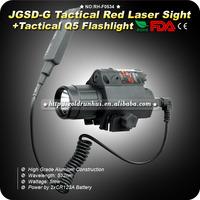 Combo Sight CREE Flashlight+Red Laser/Sight For gun Glock 19 22 20 23 31#US