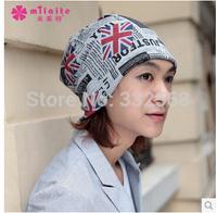 British flag turban Men's outdoor cap  gentleman hat hood bonnet hip-hop cap MZ0012