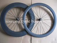 50mm front 88mm rear super light road bike carbon wheels 700c,23mm width full carbon fiber tubular wheels /Free Shipping