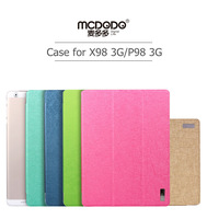 MCDODO Rui series PU Leather Protective Case cover for Teclast X98 3G, P98 3G 9.7inch Tablet PC