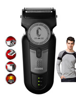 Professional Titanium Men's Foil Electric Shaver for electric shaver razor with free shipping