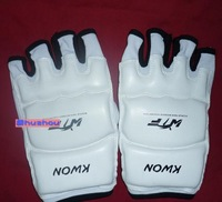2014 new hot sale Taekwondo gloves dykeheel set sanda protective gear mma gloves