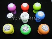 Portable mini Phone speaker Holder speaker Sucker loudspeaker Travel necessary 10pcs free shipping