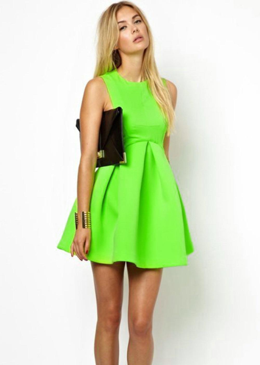 Зеленое Платье С Доставкой