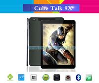 9.7inch Cube U65GT Talk 9X 3G Octa Core Tablet MTK8392 Retina OGS 2048x1536 16GB/32GB ROM Android 4.4 WCDMA GPS 10000mAh Battery