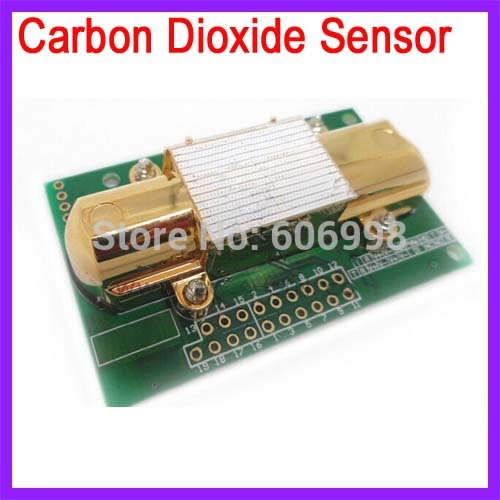 Infrared Carbon Dioxide Sensor Module MH Z14 Serial Port PWM Analog Output