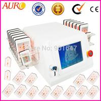 Free Shipping + 100% Guarantee!!! 64 Lipo Laser Slimming Cellulite Laser Slim Lipo Lipolysis Machine 114 Diode Laser