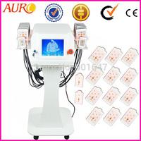Free Shipping with good quality!!! 64B Professional salon lipo laser machine body massage liposuction equipment