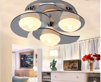 Led suction a top contemporary and contracted sitting room dining-room lamp three creative ideas droplight bedroom lamp chimney