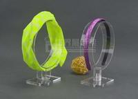 2014 new Circle headband rack hair accessory rack sex hair accessory display rack acrylic products