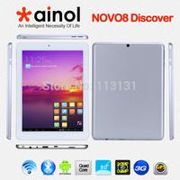 100% Original Ainol Novo 8 Discovery Find Quad Core Tablet PC 8 Inch IPS Screen Android 4.1 2GB RAM 16GB Bluetooth HDMI