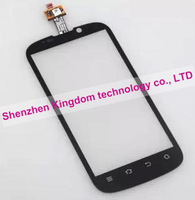 New 2014 items Free Shipping Touch Screen Front Panel Digitizer Glass Sensor Replacement For ZTE V970
