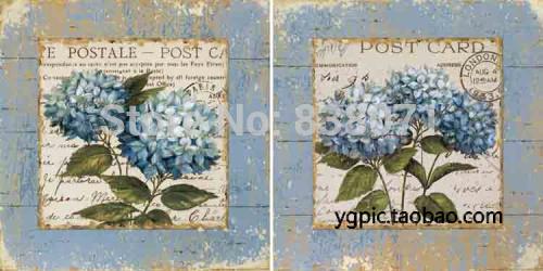 Online kopen wholesale hortensia prints uit china hortensia prints groothandel - Kamer wanddecoratie kind ...