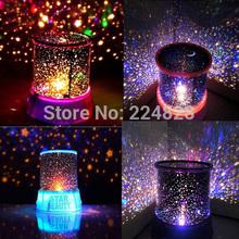 Good Gift Starry Star Master Gift Led Night Light For Home Sky Star Master Light LED Projector Lamp Novelty Amazing Colorful(China (Mainland))