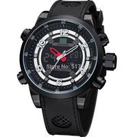 2014 WEIDE  Original Classic Men Sports Watches Analog 3ATM  JAPAN Movement Quartz Digital Military Wristwatches  Dropship