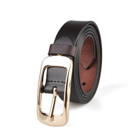 Top quality genuine leather belt for women