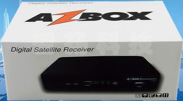 Hot sell nagra3 azbox bravissimo internet tv decoder, Azbox Bravissimo For Brazil,(China (Mainland))