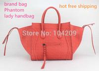 NEW designer brand name women handbag 1:1 quality genuine leather phantom handbags top quality free shipping