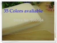 Free ship 35 colors 6.3'' /16cm Crinoline / horsehair braids/ hair accessories/ fascinators craft ,100yards/lot