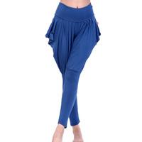 Spring and summer fashion sports pants yoga pants women's lounge pants long