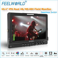 "Feelworld 10"" Professional Camera SDI field monitor with fully featured"