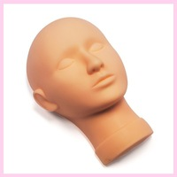 1 pc Mannequin Training Head for Eyelash Extension Practice