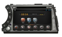 Cortex A9 dual-core + Android 4.2 Head unit Car DVD GPS Radio Navigation For  Ssangyong Kyron Actyon +  Steering wheel control