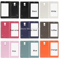 Full Screen Touch Case Cover For Samsung Galaxy S5 i9600 CN022 P