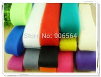 Free ship 35 colors 1.6'' /4cm Crinoline / horsehair braids/ hair accessories/ fascinators craft ,100yards/lot
