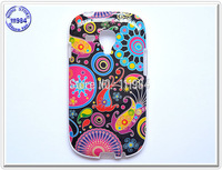 Case for Samsung Galaxy S3 Mini Protector Covers for i8190 Flowers Designs Phone Shell