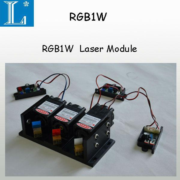 1w RGB Laser module(China (Mainland))