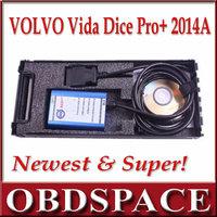Super Volvo Dice Pro+ 2014B Volvo Diagnostic Communication Equipment Volvo Vida Dice Pro Plus Scanner Update By CD DHL Free