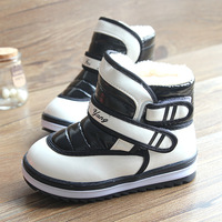Korean children new winter boots snow boots girls boots baby shoes, children's shoes, children boots boots free shipping Y65