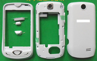 Free shipping retail mobile phone housing for samsung S3370, cover for samsung S3370