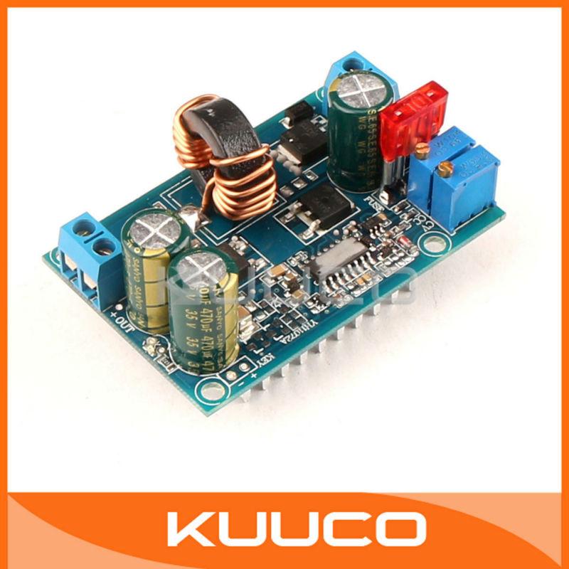 100 PCS/LOT DC 5-32V to 1.25-20V Charging Power Supply Car Voltage Regulator High Power LED Driver Power #090747(China (Mainland))